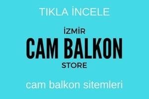 Cam Balkon Store
