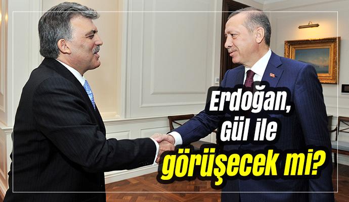 Cumhurbaşkanı Erdoğan, Abdullah Gül ile görüşecek mi?