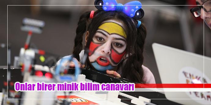 Minik bilim kahramanları Fuar İzmir'de buluşuyor