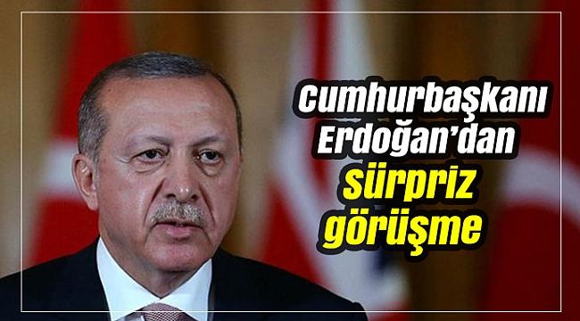 Cumhurbaşkanı Recep Tayyip Erdoğan, Merkez Bankası Başkanı Murat Çetinkaya ile görüşecek.
