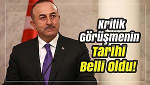 Dışişleri Bakanı Çavuşoğlu, ABD'li mevkidaşı ile 4 Haziran'da görüşecek