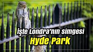 İşte Londra'nın simgesi Hyde Park
