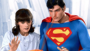 'SUPERMAN'İN AŞKI ÖLDÜ!