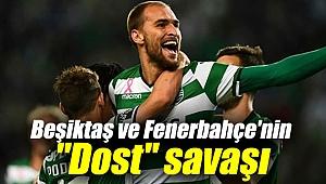 Beşiktaş ve Fenerbahçe'nin