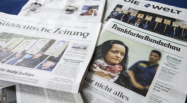 Almanya'daki NSU davası sanığı serbest bırakıldı!