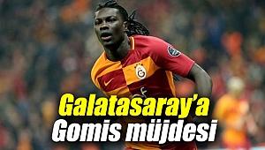 Galatasaray'a Gomis müjdesi