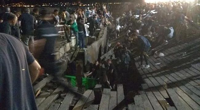 İspanya'daki müzik festivalinde platform çöktü: 266 yaralı!