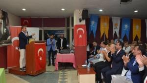 """AK Partili Şengül: """"İzmir'in bize ihtiyacı var"""""""