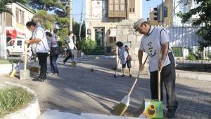 Başkan Piriştina'dan 'Temizlik Günü' desteği