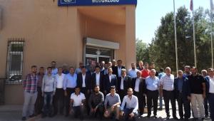 CHP HEYETİ, MARDİN'DE KRİZDEN ÇIKIŞ FORMÜLÜNÜ ANLATTI