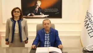 Cumhurbaşkanı Erdoğan ve Başkan Şahin 'Çingene Kız' için ABD'ye gidecekler