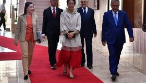 İzmir'e üç büyükelçi ziyareti