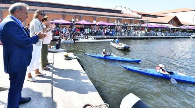 İzmir Körfez Festivali'nde ikinci gün coşkusu