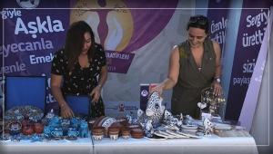 Karşıyaka Kadın Kooperatifi Antalya'da