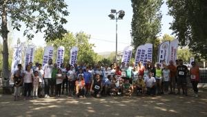 Oryantiring yarışması Buca'da başladı