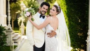 Ünlü çiftten mutlu haber! Fahriye Evcen 2 Aylık Hamile