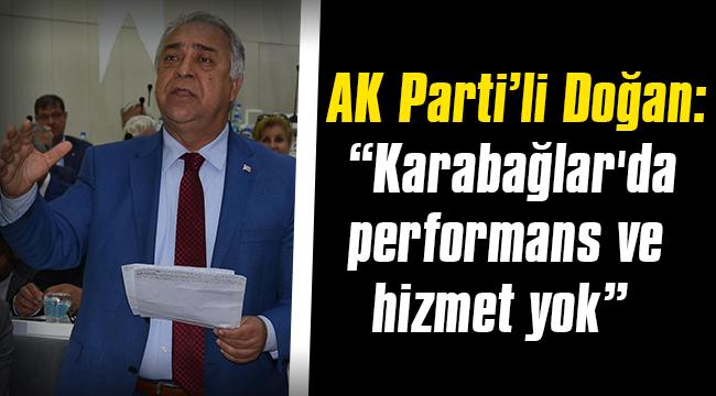 AK Parti'li Doğan: