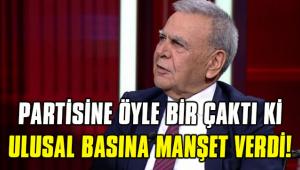 Aziz Kocaoğlu: CHP'nin politika üretecek bir mutfağı yok