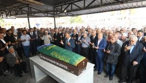 Başkan Hasan Arslan'ın Acı Günü