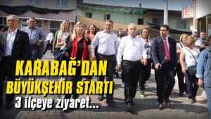 Karabağ'dan Büyükşehir startı