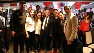 Başkan Karabağ, sendikacılar ile buluştu