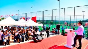 Bornova'ya yeni bir spor tesisi daha
