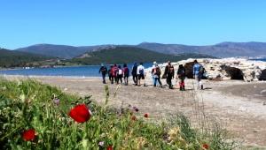 Efes-Mimas yolu sizi bekliyor