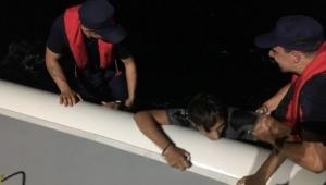 Ege Denizi'nde mülteci gemisi battı!