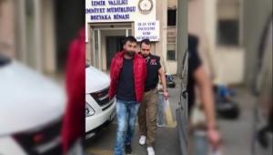 İzmir'de terör operasyonu!