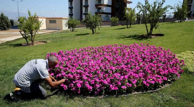 Karşıyaka'da 'Muhtarlar Parkı' açılıyor