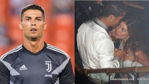 Ronaldo sus payı mı verdi?