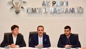 Şengül: AK Partili gençler olarak çok başarılı işlere imza atacağınıza inanıyorum