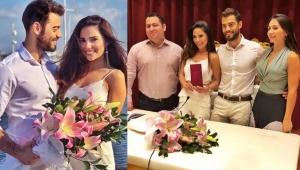 Ünlü oyuncu Cevahir Turan evlendi!