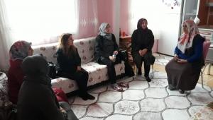 AK Kadınlardan 'Komşuluk Günü'