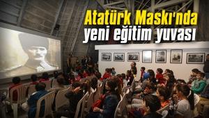 Atatürk Maskı'nda yeni eğitim yuvası