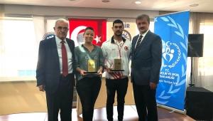Bornova'nın gururu Koray Altınel