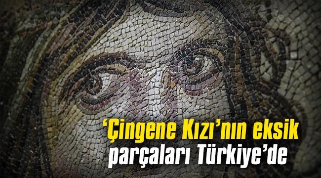 'Çingene Kızı'nın eksik parçaları Türkiye'de