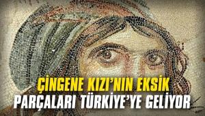 Çingene Kızı'nın eksik parçaları Türkiye'ye geliyor