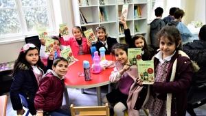 Çocuk kitapları yazarları, Bornovalı miniklerlebuluşuyor