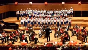 Geleceğin müzisyenleri Bornova'da yetişiyor