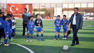 İzmir'deki amatör kulüplerin yüzde 20'si Bornova'da faaliyet gösteriyor