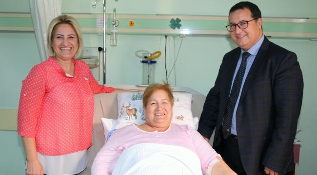 Kanser sanılan hastanın akciğerinden ceviz çıktı