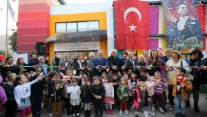 Karşıyaka'dan çocuklara yeni Eğitim Yuvası