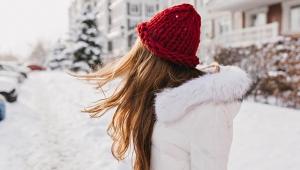 Soğuk havalarda saçları koruma yöntemleri