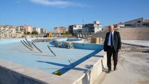Torbalı'da millet bahçesi projesi tamamlanmak üzere...