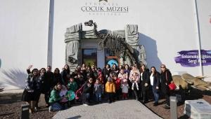 'Blogger Anneler' Çocuk Müzesi'nde buluştu