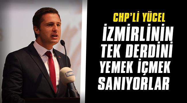 CHP'li Yücel: