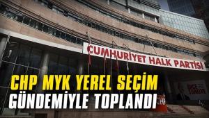 CHP MYK yerel seçim gündemiyle toplandı