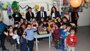 Çiğli Belediyesi çocukları unutmadı