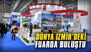 Dünya İzmir'deki fuarda buluştu
